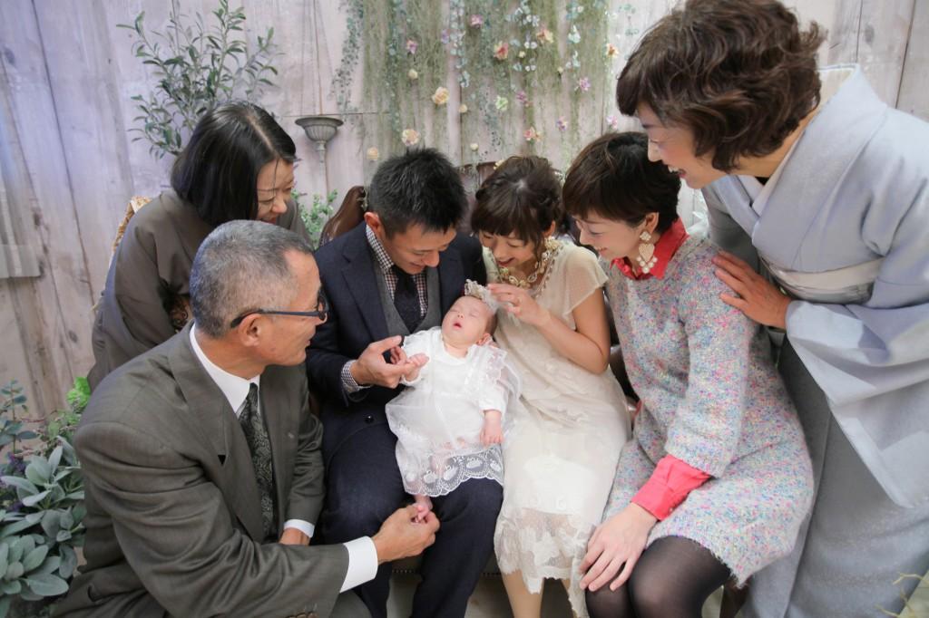 フォトウェディング 家族写真 北九州 福岡 フォトスタジオ 結婚式 お宮参り 百日