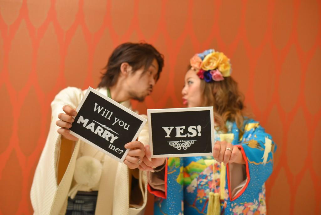 フォトウェディング 北九州 福岡 和装 花嫁 前撮り 結婚式