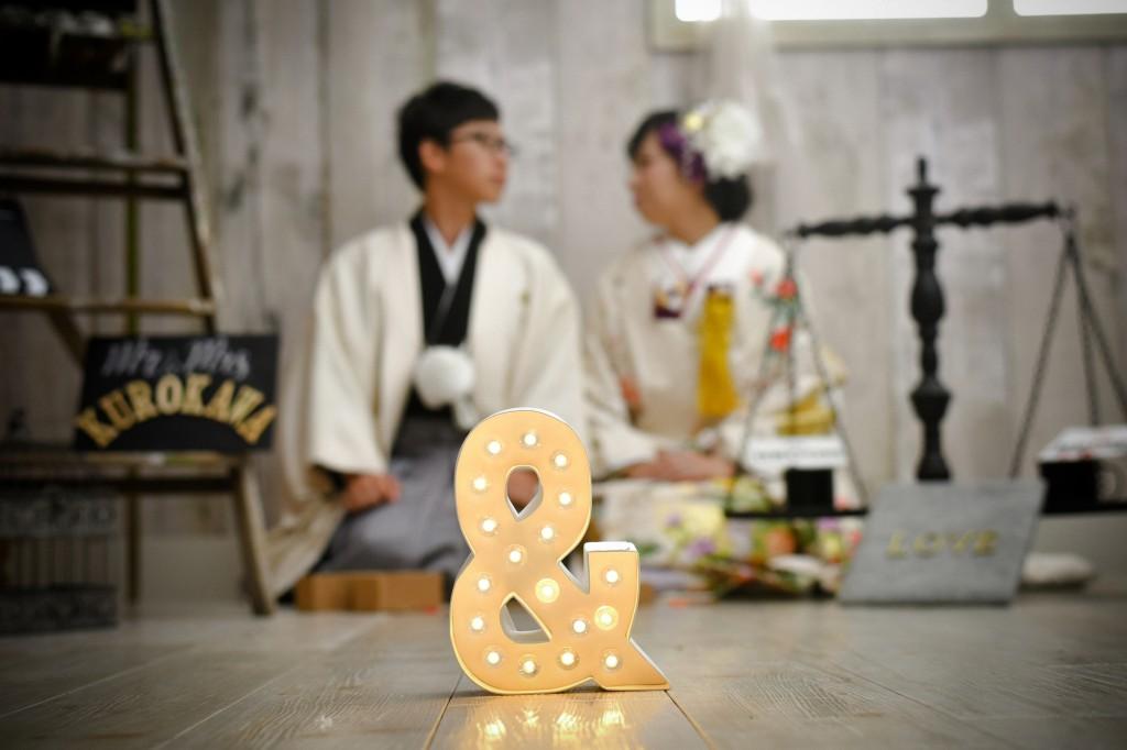 フォトウェディング 北九州 福岡 結婚写真 花嫁 髪型