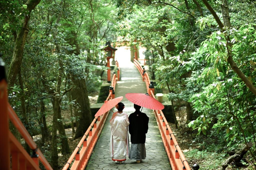 フォトウェディング 北九州 福岡 花嫁 和装前撮り 前撮り