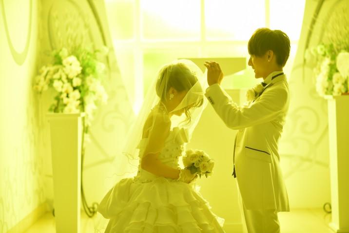 フォトウェディング 北九州 福岡 結婚式 前撮り チャペル