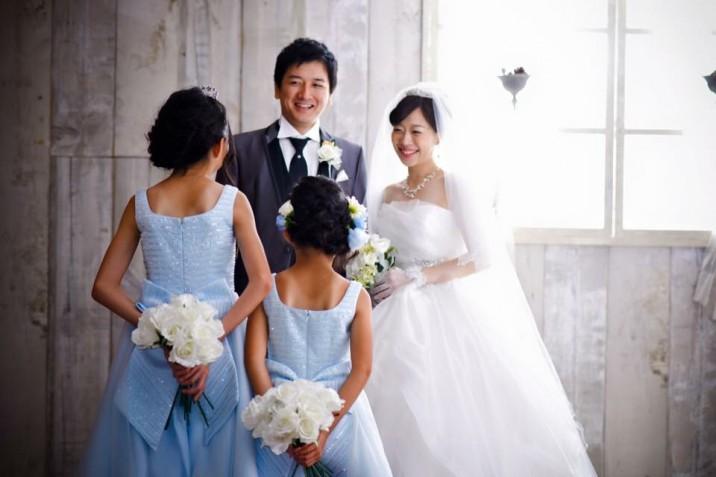 フォトウェディング 北九州 福岡 結婚式 家族写真 結婚 前撮り
