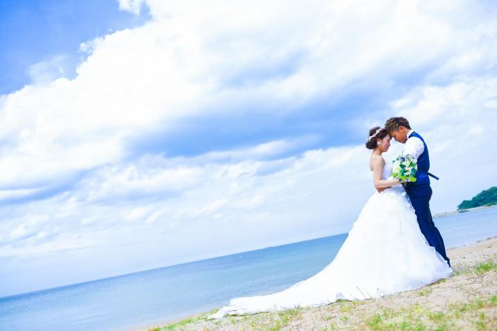 フォトウェディング 北九州 福岡 結婚式 前撮り