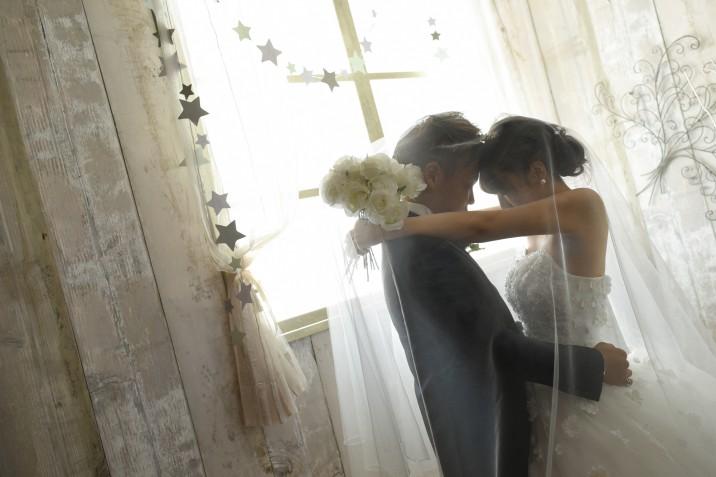 結婚式前撮り フォトウェディング 北九州 福岡 後撮り 結婚式