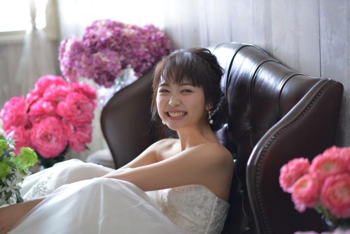 フォトウェディング 北九州 福岡 結婚式 前撮り 花嫁
