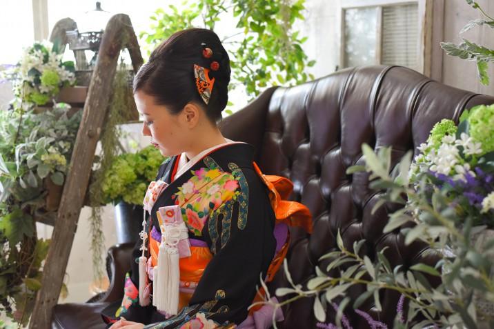 花嫁 ブライダル ヘア フォトウェディング 北九州 福岡