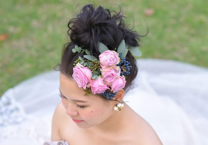 フォトウェディング 北九州 前撮り 花嫁 結婚式
